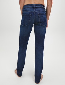 Calvin Klein 026 Slim Jean, Blue-Black product photo