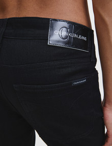 Calvin Klein 026 Slim Jean, Black product photo