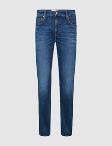 Calvin Klein 026 Slim Jean, Mid-Blue product photo