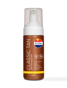 Le Tan Classic Mousse Tan, Light-Medium, 110ml product photo