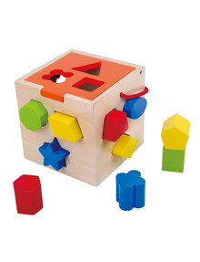Tooky Toy Shape Sorter product photo