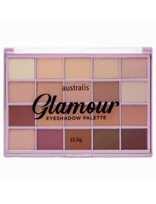 Australis Glamour Eyeshadow Palette product photo