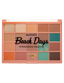 Australis Beach Days Eyeshadow Palette product photo
