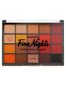 Australis Fire Nights Eyeshadow Palette product photo