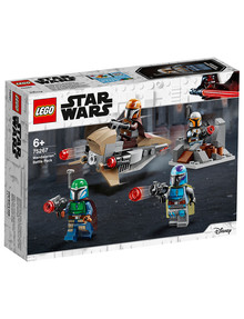 Lego Star Wars Mandalorian Battle Pack, 75267 product photo