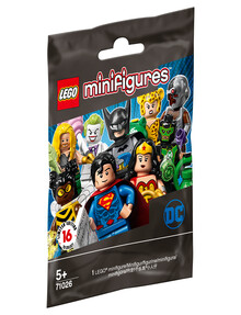 Lego Minifigures DC Super Heroes Series, 71026 product photo