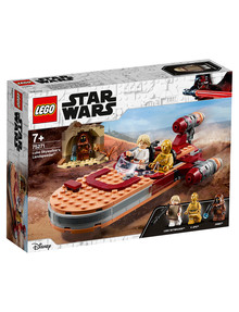 Lego Star Wars Luke Skywalker's Landspeeder, 75271 product photo