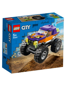 Lego City Monster Truck, 60251 product photo