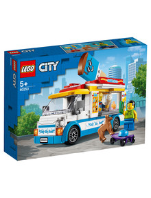Lego City Ice-Cream Truck, 60253 product photo