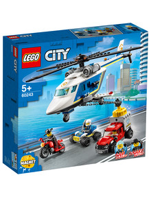 Lego City Police Helicopter Chase, 60243 product photo
