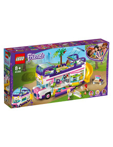Lego Friends Friendship Bus, 41395 product photo