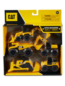 Cat Little Machines, 5-Pack product photo