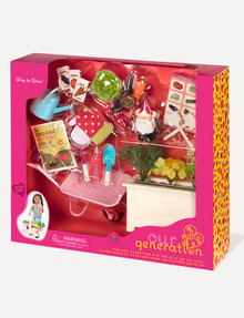 Our Generation Gardening Set product photo