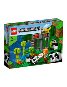 Lego Minecraft The Panda Nursery, 21158 product photo