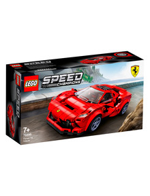 Lego Speed Champions Ferrari F8 Tributo, 76895 product photo