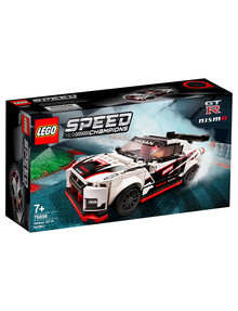 Lego Speed Champions Nissan GT-R NISMO, 76896 product photo