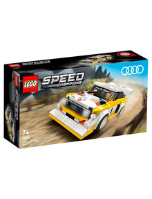 Lego Speed Champions 1985 Audi Sport Quattro S1, 76897 product photo