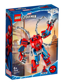 Lego Super Heroes Spider-Man Mech, 76146 product photo