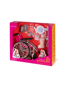 Our Generation Medical Set with Wheelchair product photo