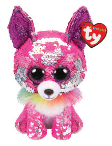Ty Beanies Flippable Charmed Chihuahua product photo