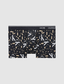 Calvin Klein CK ONE Micro Low Rise Trunk, Black product photo
