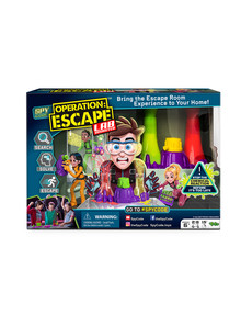 Games Operation Escape Lab Disaster product photo