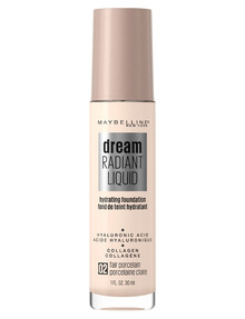 Maybelline Dream Radiant Liquid Foundation, 30ml product photo