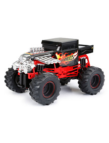 Hot Wheels Monster Truck 1:15, Remote Control, Assorted product photo