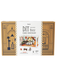 DIY Kits Miniature Paris Midnight product photo