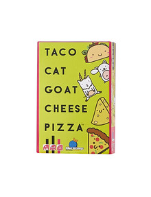 Games Taco Cat Goat Cheese Pizza product photo