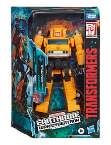 Transformers Generations War for Cybertron Earthrise Voyager WFC-E9 Starscream product photo