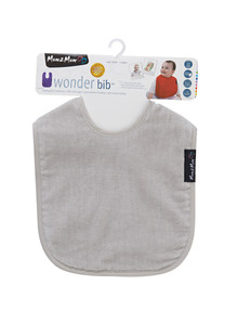 Mum 2 Mum Wonder Bib, Stone product photo