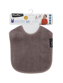 Mum 2 Mum Wonder Bib, Mushroom product photo