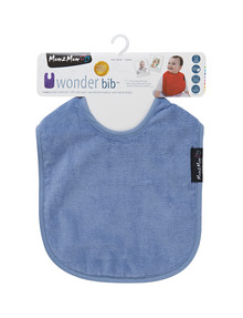 Mum 2 Mum Wonder Bib, Denim product photo