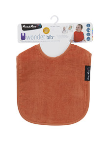 Mum 2 Mum Wonder Bib, Rust product photo