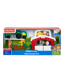 Fisher Price Little People Mini Garage & Farm, Assorted product photo