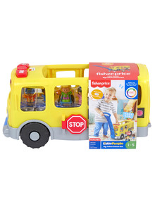 Fisher Price Little People Big Yellow School Bus product photo