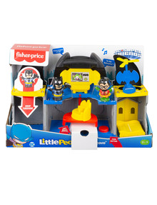 Fisher Price Little People DC Batcave product photo