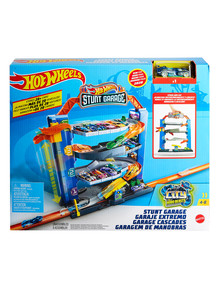 Hot Wheels City Stunt Garage product photo