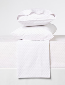 Kate Reed Diamond Dots Sheet Set, 50cm Drop product photo