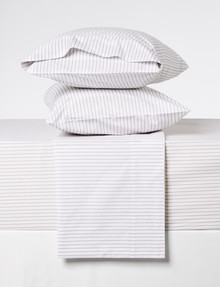 Kate Reed Striped Sheet Set, 50cm Drop product photo