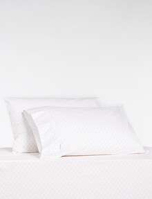 Kate Reed Diamond Dots Standard Pillowcase Pair product photo