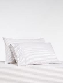 Kate Reed Striped Standard Pillowcase Pair product photo