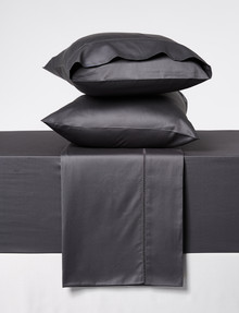 Kate Reed Lucy Sheet Set, Charcoal product photo