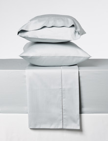 Kate Reed Lucy Sheet Set, Silver product photo