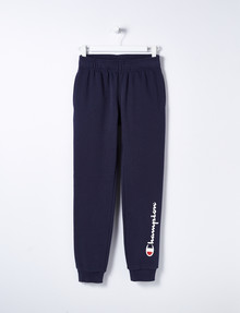 Champion Script Cuff Pant, Navy product photo