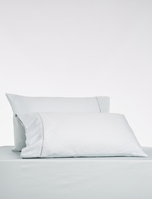 Kate Reed Lucy Standard Pillowcase, Pair, Duckegg product photo