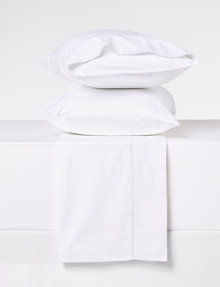 Kate Reed Lucy Sheet Set, White product photo