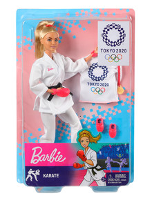 Barbie Olympic Doll, Assorted product photo