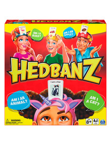 Games Hedbanz Family product photo